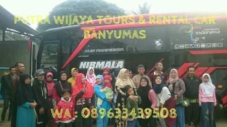 Sewa Bus Pariwisata Banyumas Purwokerto Cilacap