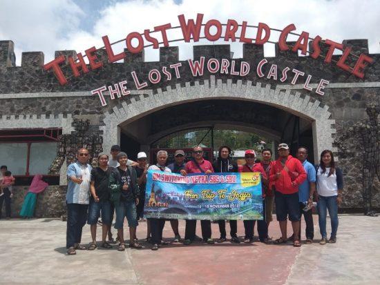 Foto Paket Tour Jogja Merapi