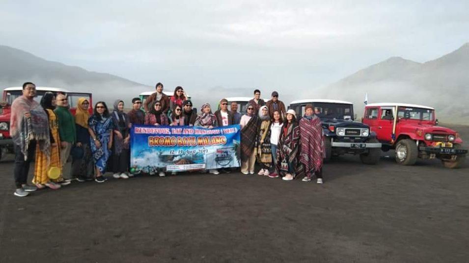Overland Tour Paket Wisata Bromo Batu Malang Bali Lombok Jakarta