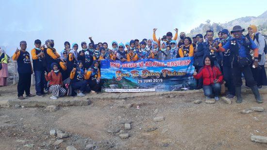 Agen Perjalanan Paket Wisata ke Sunrise Sikunir Dieng 1 Hari One Day Tour 2 Hari 1 Malam 3 Hari 2 Malam dari Jogja Semarang Purwokerto Wonosobo