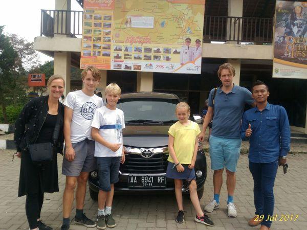 Sewa Mobil Avanza Wonosobo