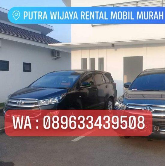 Sewa Mobil Innova Reborn Wonosobo Dieng Semarang