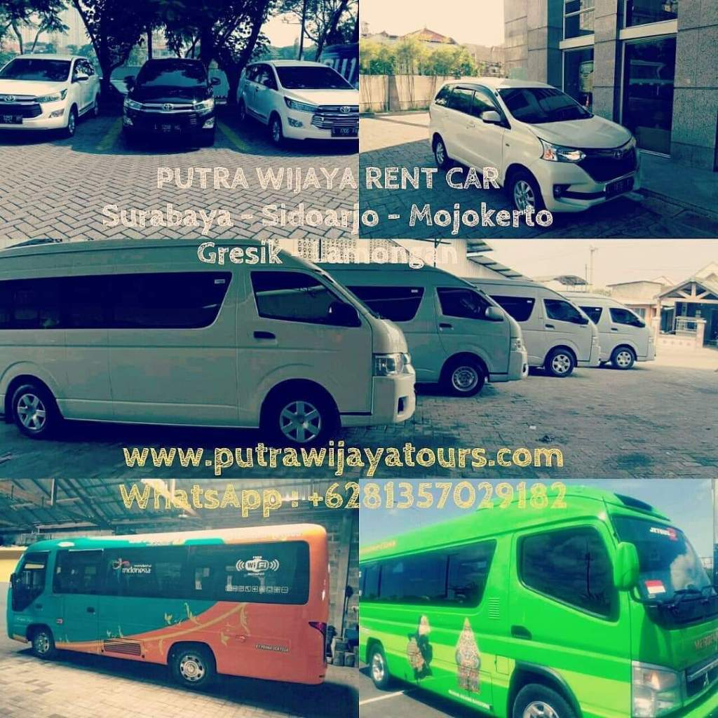 RENTAL CAR SEWA AVANZA SURABAYA | MOBIL HIACE | ELF LONG