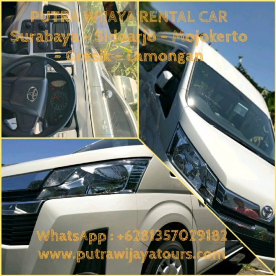 Rental Car Sewa Mobil Hiace Premio Terbaru 2019 Surabaya