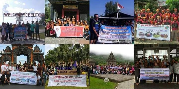 Contact Paket Tour Wisata Biro Putra Wijaya Tours Travel