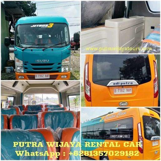 Sewa Rental Mobil Hiace Elf Long Innova Reborn Avanza Xenia Surabaya