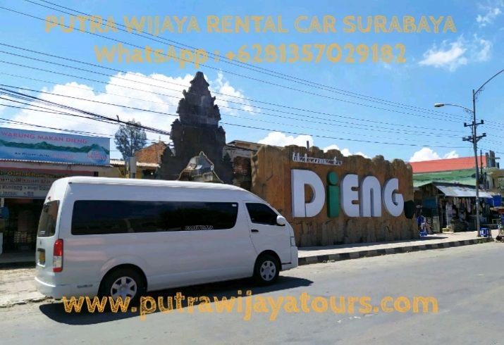 Sewa Hiace Surabaya