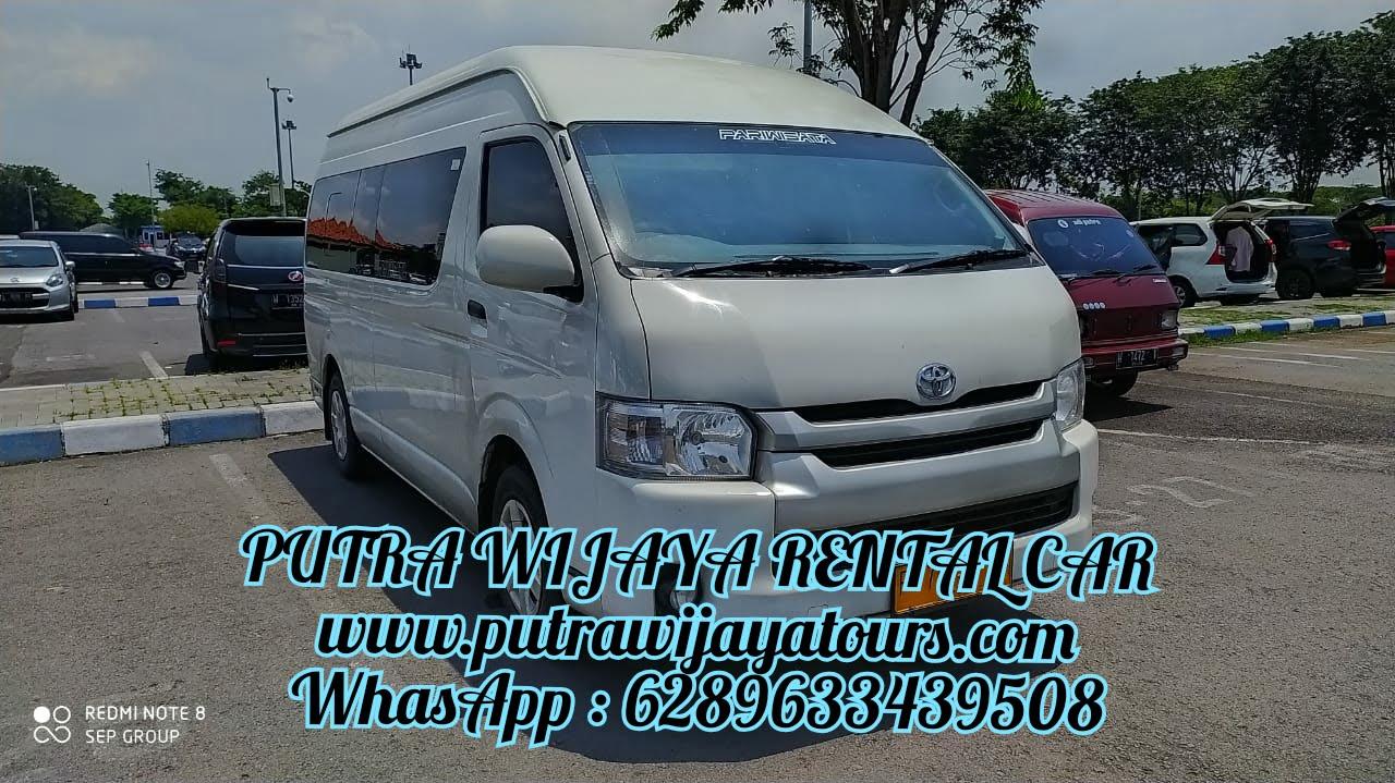 Sewa Mobil Hiace Aceh Rental Hiace Banda Aceh Cv Putra Wijaya