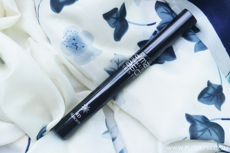 4D Mascara by Missha The Style Review