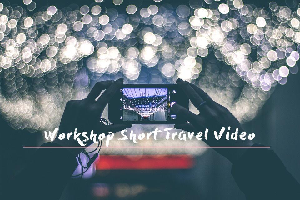 Pengalaman Seru Workshop Short Travel Video Di Morrissey Jakarta