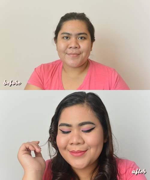 Natural Makeup For Anniversary - One Brand Makeup Silkygirl X Hermo Indonesia
