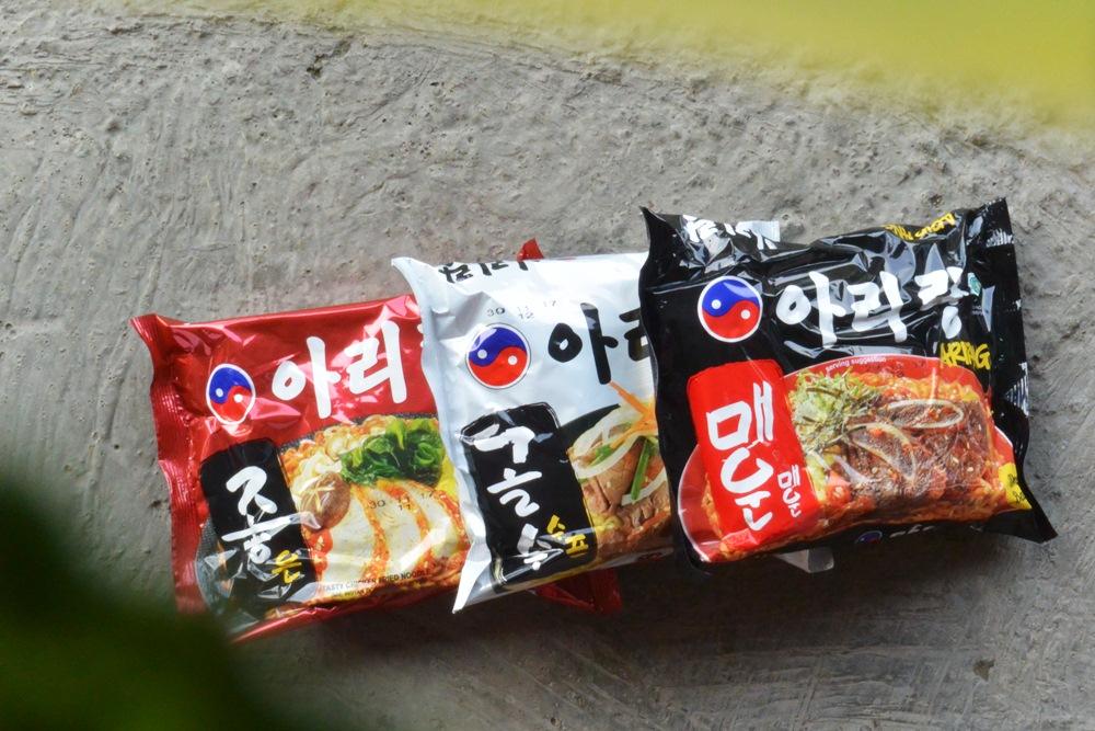 Mie Arirang, Mie Instan Buatan Lokal Bercita Rasa Khas Korea!