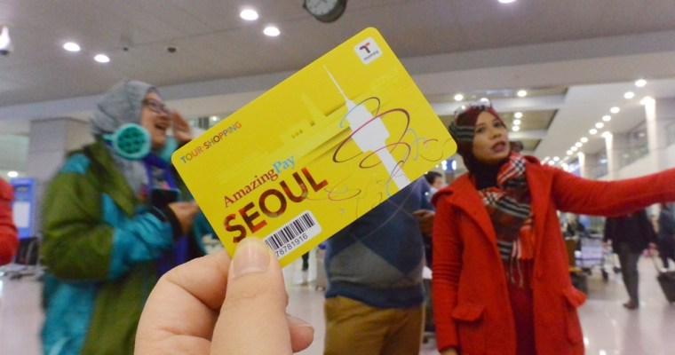 KOREA TRIP: Backpackeran Di Korea!