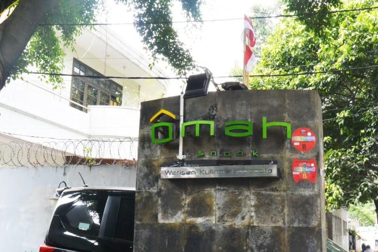 Omah Sendok Jakarta