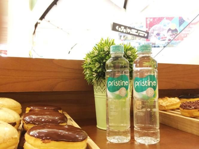 Atasi Dehidrasi Dengan Minum Pristine 8+ Setiap Hari