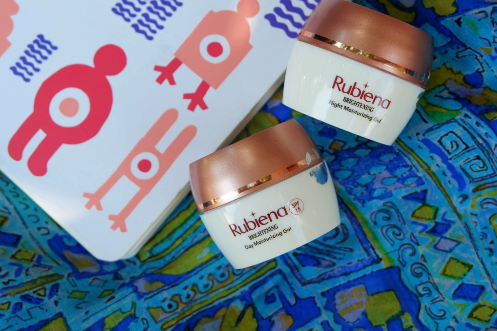 Rubiena Beauty Brightening Series
