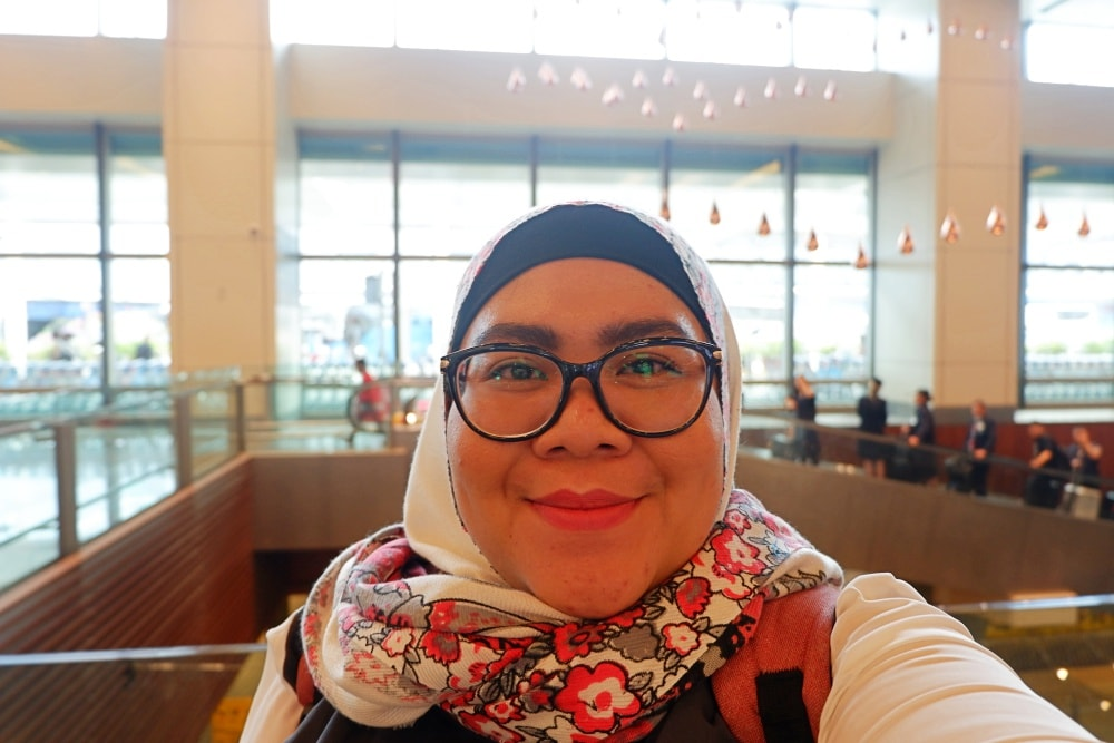 SPOT INSTAGRAMABLE DI CHANGI AIRPORT SINGAPORE