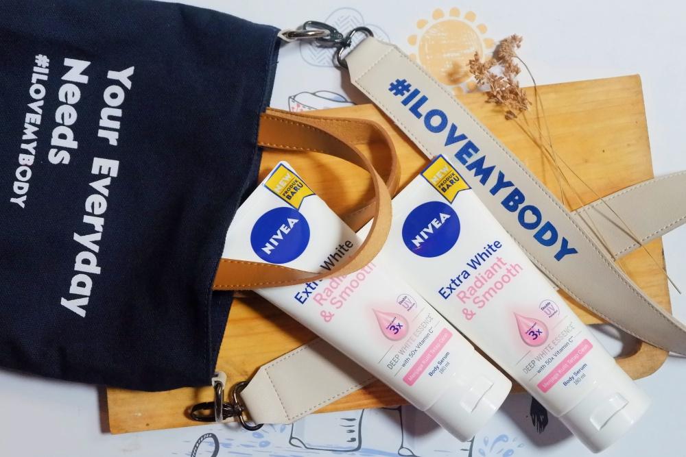 Nivea Extra White Radiant & Smooth Body Serum Review