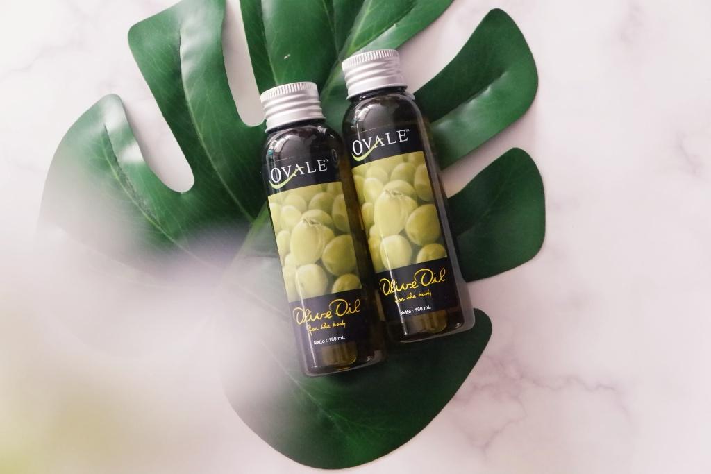 Perawatan Kulit Dengan Ovale Olive Oil