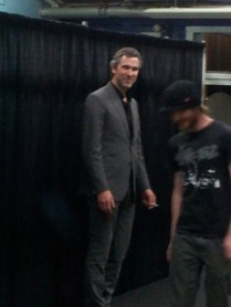 The closest we came to Trevor Linden