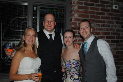 Kelly, Grant, Me and Rob