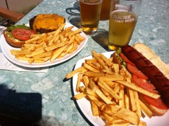 Our yummy lunch