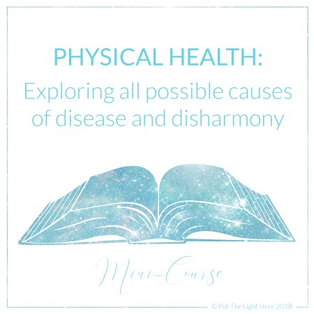 multidimensional healing, physical health, healing the physical body, root causes of disease, energy healing