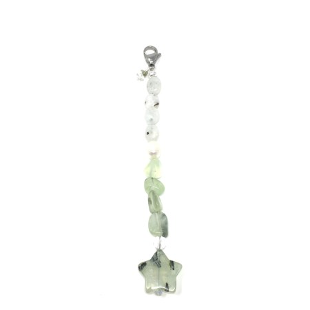 keychain mala, crystals for healers, crystals for intuition, crystals for kids, crystals for children