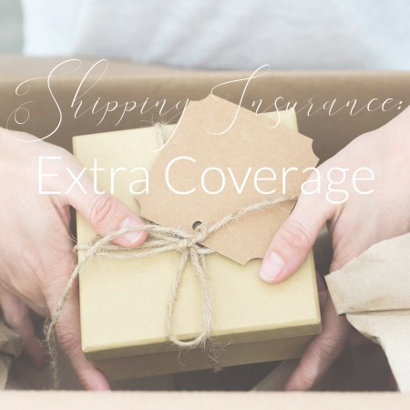 shipping, shipping insurance, insurance, sarah pflug, crystal jewelry