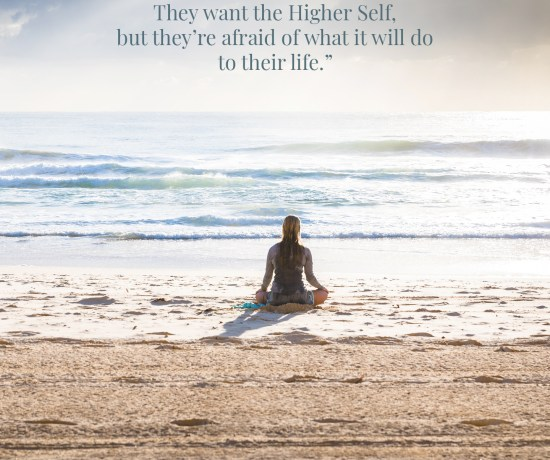 Simon Rae via Unsplash, higher self, letting go of the lower self, clear the fear, let go and go higher
