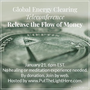 maria pagan, withholding, lightworkers united, flow of money, lightwarriors