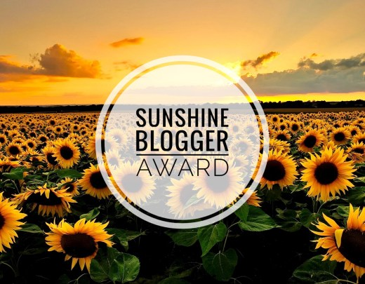 sunshine blogger award, sunshine blogger, sunshine blogger award 2019, healing blogs, wellness blog