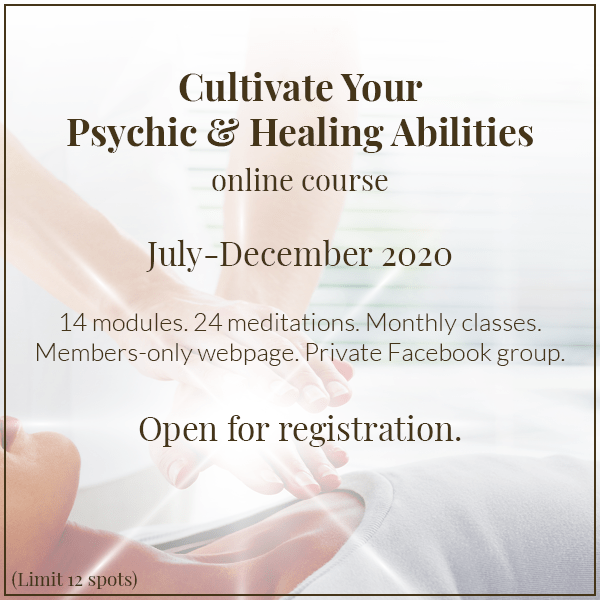 online course, psychic course, psychic abilities, ottawa psychic, healing course