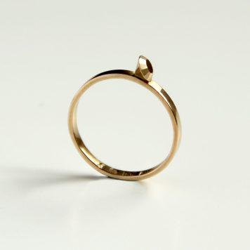 Asa Elmstam, ring - 18ct gold