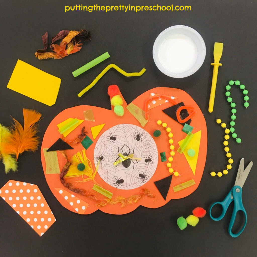 Fall Scissor Skills Activities