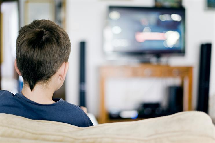 gledanje TV-a