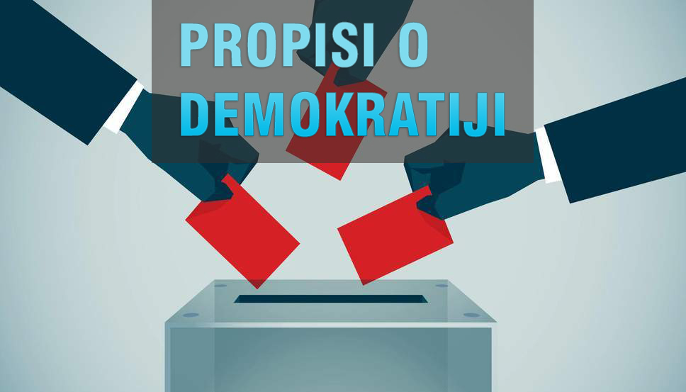 propisi o demokratiji