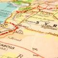 Šam, Sirija, mapa