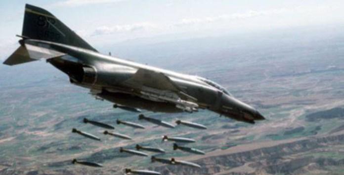 Zracni udari na Nusru
