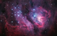 Maglina M8 u sazviježđu Strijelac