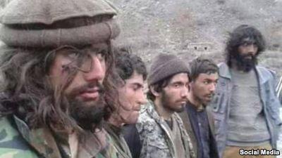Zarobljeni borci IDIŠ-a