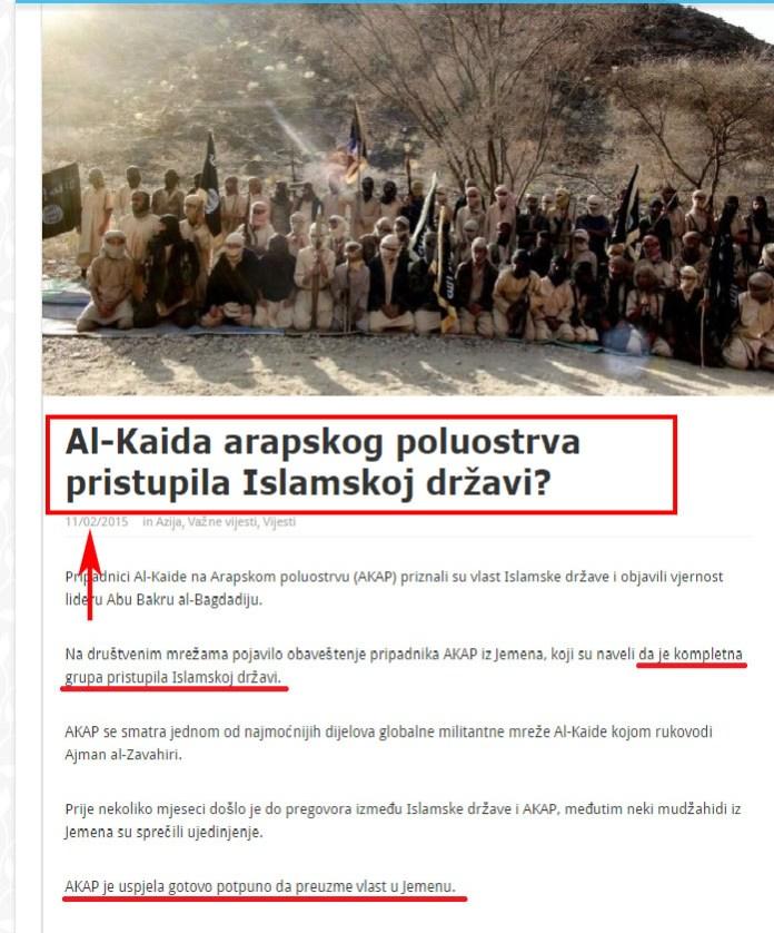 Druga lažna objava IDIŠ-ovog medija na bosanskom jeziku o AKAP-ovoj prisegi IDIŠ-u