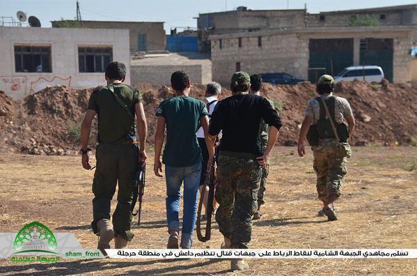 Nusra napusta položaje protiv IDIŠ-a