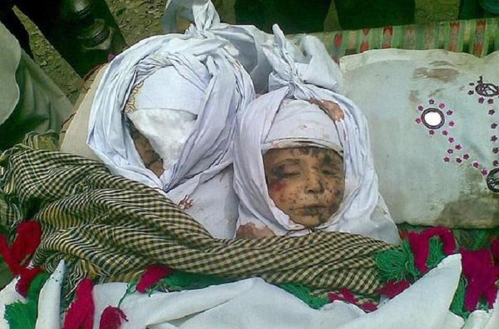 Djeca ubijena u Afganistanu