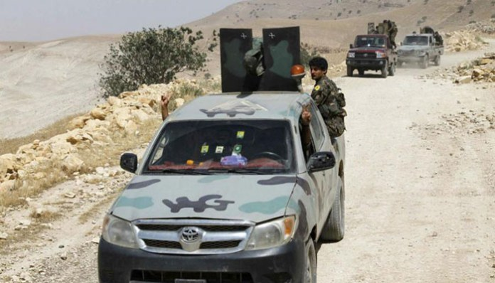 Kurdski borci
