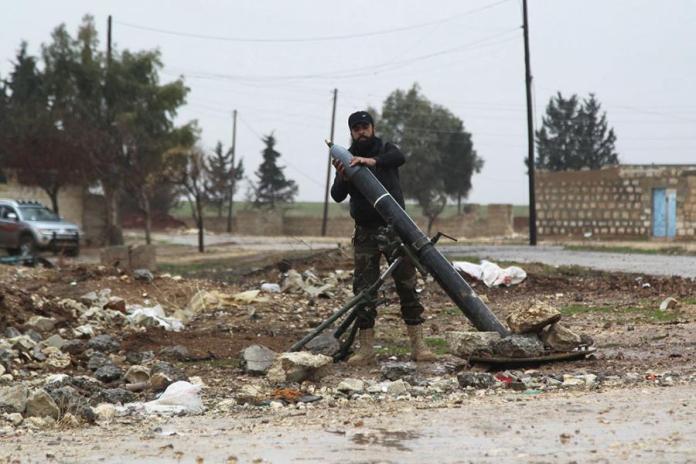 Pobunjenici u Halepu