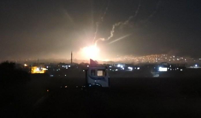 Idlib ekxplozija