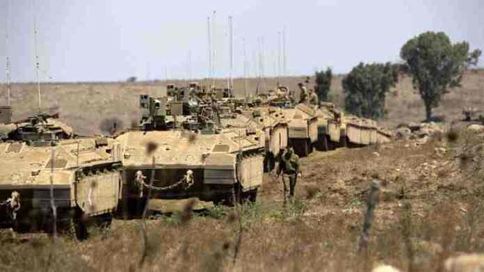 Izrael je u Šestodnevnom ratu 1967. osvojio velik dio sirijske Golanske visoravni i 1981. pripojio ga svojoj teritoriji