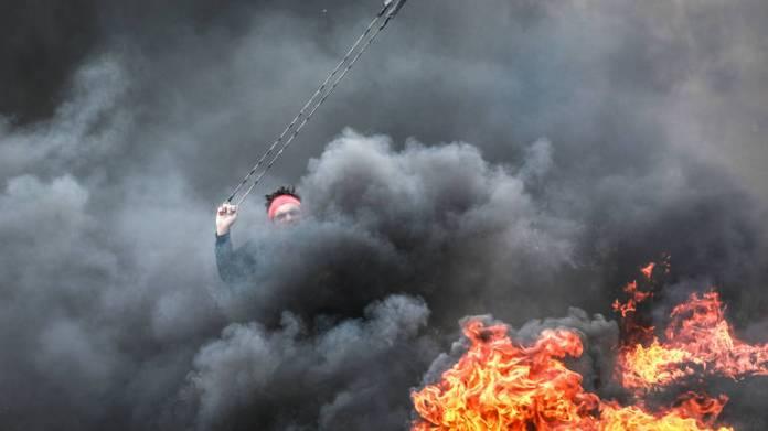 Gaza protesti