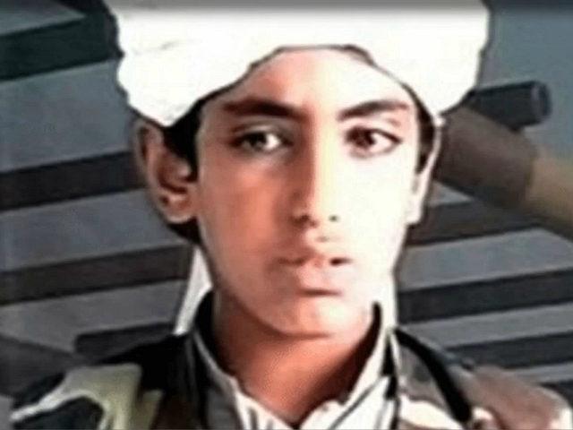 Vjeruje se da je na fotografiji Hamza bin Laden